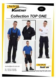 Collection TOP ONE - Top For Job