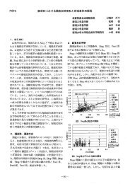 P074 実河川における階段状河床形と河道条件の関係