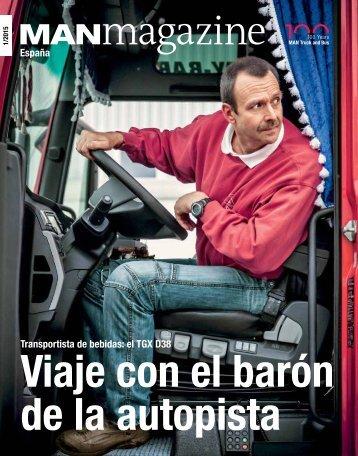 MANmagazine Truck España 1/2015