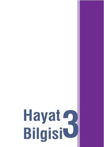 İlkokul Hayat Bilgisi Öğretim Programı Taslağı - talim terbiye dairesi ...