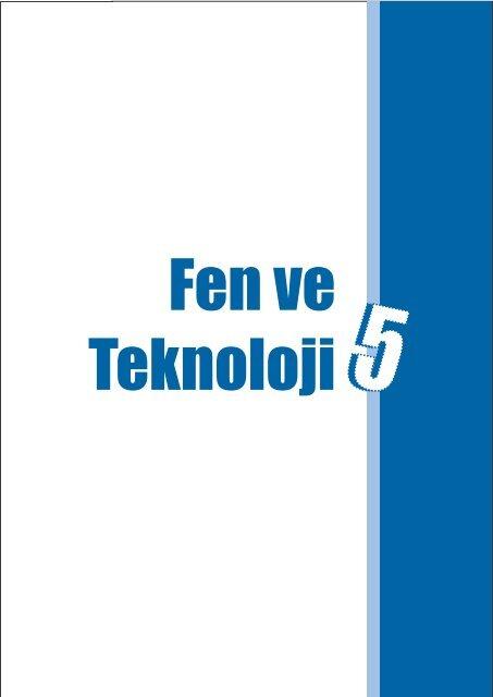 Ilkokul Fen Ve Teknoloji Ogretim Programi Taslagi Talim Terbiye