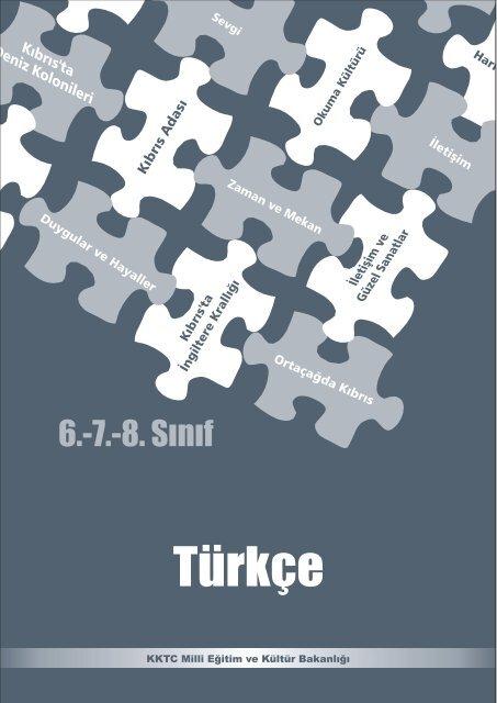 Turkce 6 7 8 Sinif Talim Terbiye Dairesi Mudurlugu