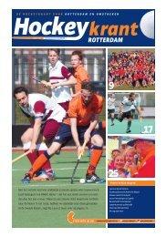 Hockeykrant Rotterdam voorjaar 2015