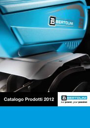 Catalogo Retail 2012 - Bertolini