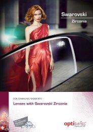 Swarovski Zirconia