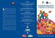 pieghevole - Forum delle Associazioni Familiari