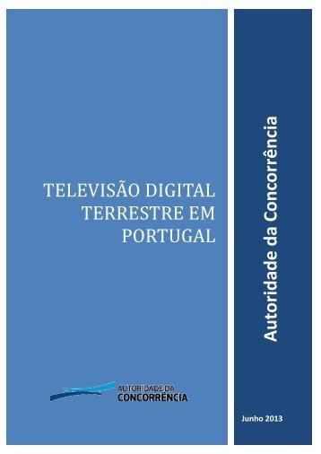 Televisão digital terrestre em Portugal - Autoridade da Concorrência