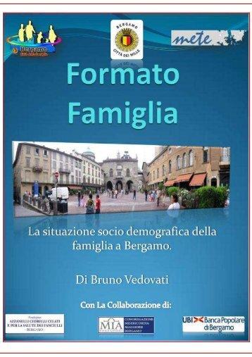 Formato Famiglia, Bergamo città della famigliax - Associazione ...