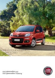 4X2 Traction + 4X4 - Fiat Group Automobiles Press