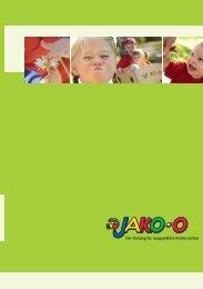 Der Katalog für ausgewählte Kindersachen - Jako-o