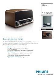 OR7000/12 Philips Original-radio