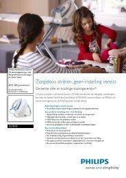 GC9545/02 Philips Drukstoomgenerator met ... - Icecat.biz