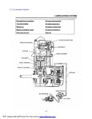 3-1-3 Lubrication System - Mojo Motorcycles
