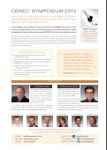 UK CEREC® SYMPOSIUM - Dentinal Tubules - Page 2