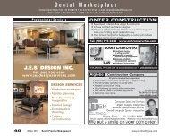 DPM Wint11 p32,33,40-45 Rajczak.indd - Oral Health Journal