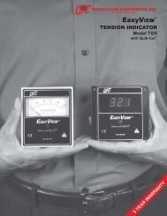 Download the Data Sheet - Dover Flexo Electronics, Inc