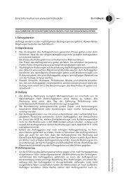 Allgemeine geschäftsbedingungen für die druckindustrie eine ...