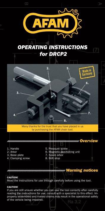 download pdf english - AFAM.com