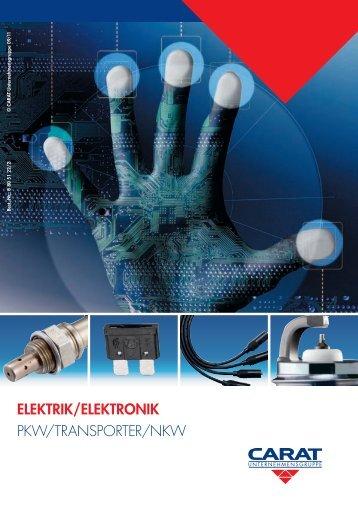 Carat Elektrik/Elektronik - Autoteile Walter Schork GmbH