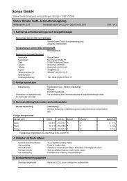Säkerhetsdata - Thord Ohlssons Kemiska Produkter AB