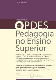 Pedagogia no Ensino Superior (18) - ESEC