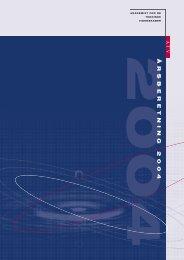 2004 ÅRSBERETNING 2004 - Akademiet for de Tekniske Videnskaber