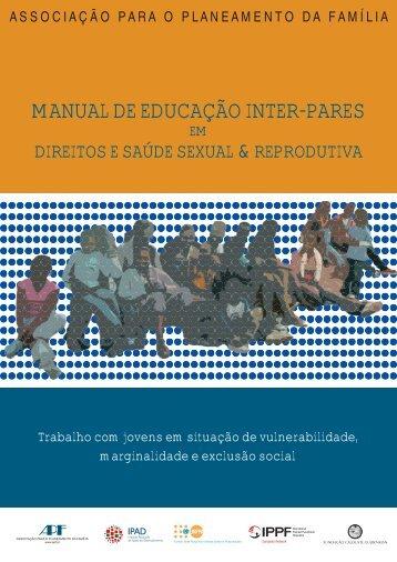 MANUAL DE EDUCAÇÃO INTER-PARES - ESEC