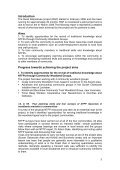 Rural Alternatives Project Mid-Term Report - Reforesting Scotland - Page 3