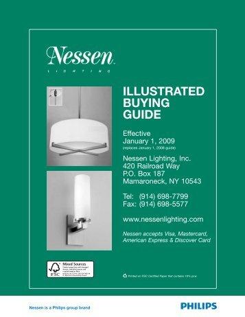 ILLUSTRATED BUYING GUIDE - Nessen Lighting