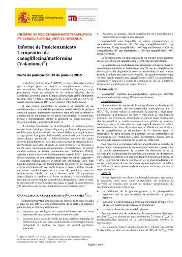 ADVERTENCIA SOBRE USO NO AUTORIZADO DE METFORMINA