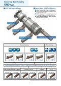 Grooving Tool Holders GND Type - Centrala Techniczna ELTECH ... - Page 4