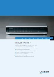 LANCOM 1724 VoIP
