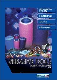 Abrasive Tools Catalogue - Factory Max CO., LTD