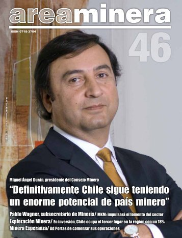 """Definitivamente Chile sigue teniendo un enorme ... - Areaminera"