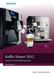 Koffie Zomer 2012 - Icecat.biz