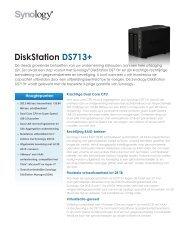 DiskStation DS713+ - Synology