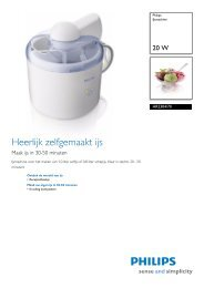 HR2304/70 Philips IJsmachine - Icecat.biz