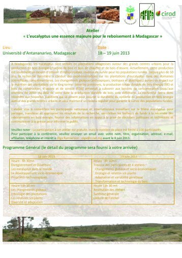 Document attaché - Centre national de recherche sur l'environnement
