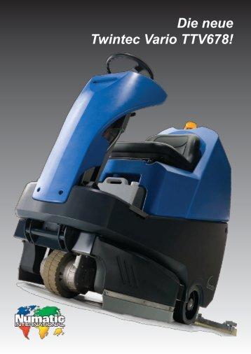 Staubsauger & Reinigungsmaschinen - AHV Handelsvertrieb GmbH