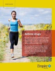 Asthma drugs - Empire Blue Cross Blue Shield