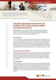 Case Study airtec competence Case Study airtec ... - Prdienst.de