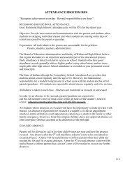 Attendance Procedures.pdf - Richmond Community Schools