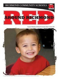 Red Around Richmond - Richmond Community Schools