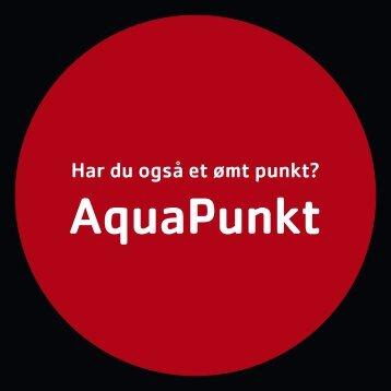 Har du også et ømt punkt? AquaPunkt - Gigtforeningen