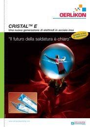 CRISTALTM E - Air Liquide Welding