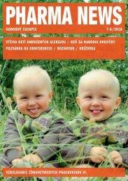 výživa detí ohrozených alergiou / keď sa narodia ... - pharma news