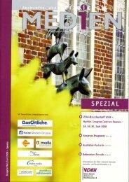 Neue Konzepte für das Telefonbuch-Marketing - DiCon