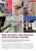 Viele Gewerke sind am Gelingen beteiligt - Dornieden Generalbau ... - Seite 3