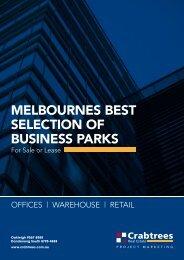 Melbournes Best Selection of Business Parks