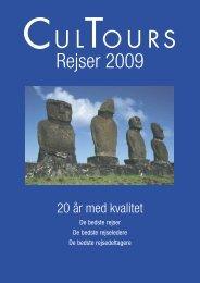 Nyhedsbrev 16sider sept. 08 - Cultours